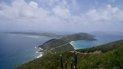 View from Virgin Gorda Road - 7