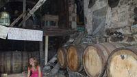 Inside Callwood Distillary