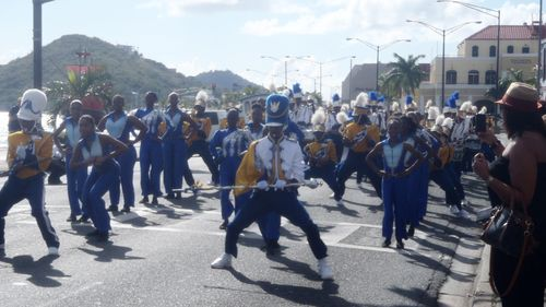St. Thomas Parade