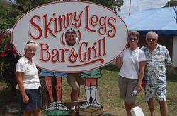 Gang at Skinny Legs Coral Bay