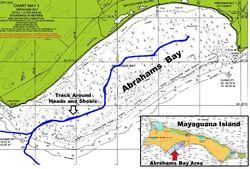 Abrahams Bay Mayaguana