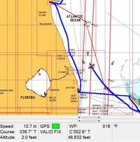10.7-Knot Gulf Stream Snap