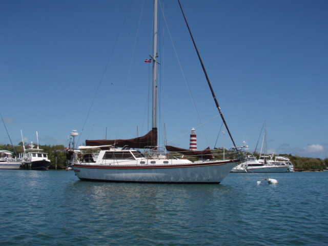 Jubilee in Hopetown Harbor
