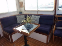 Port Aft Portion of Legacy Saloon