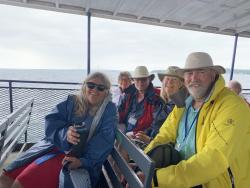 Ferry ride to island - 3