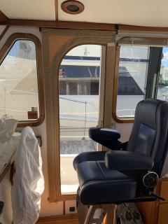 Starboard Screen Door